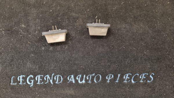 Lumière compartiment moteur alpine a310