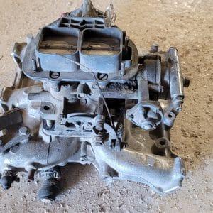 Pipe carbu Alpine a310 V6