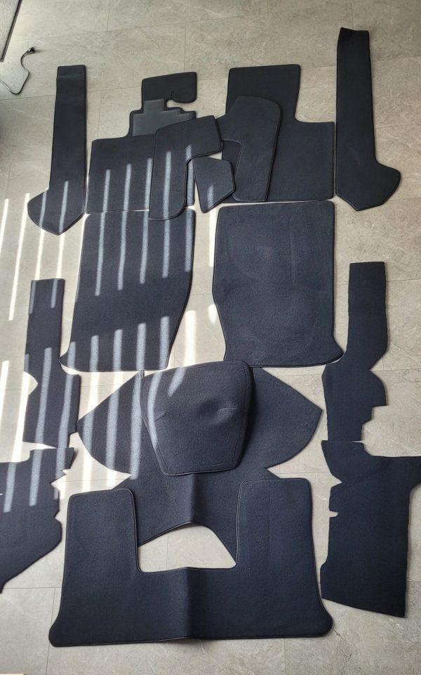 kit moquette gris alpine a310